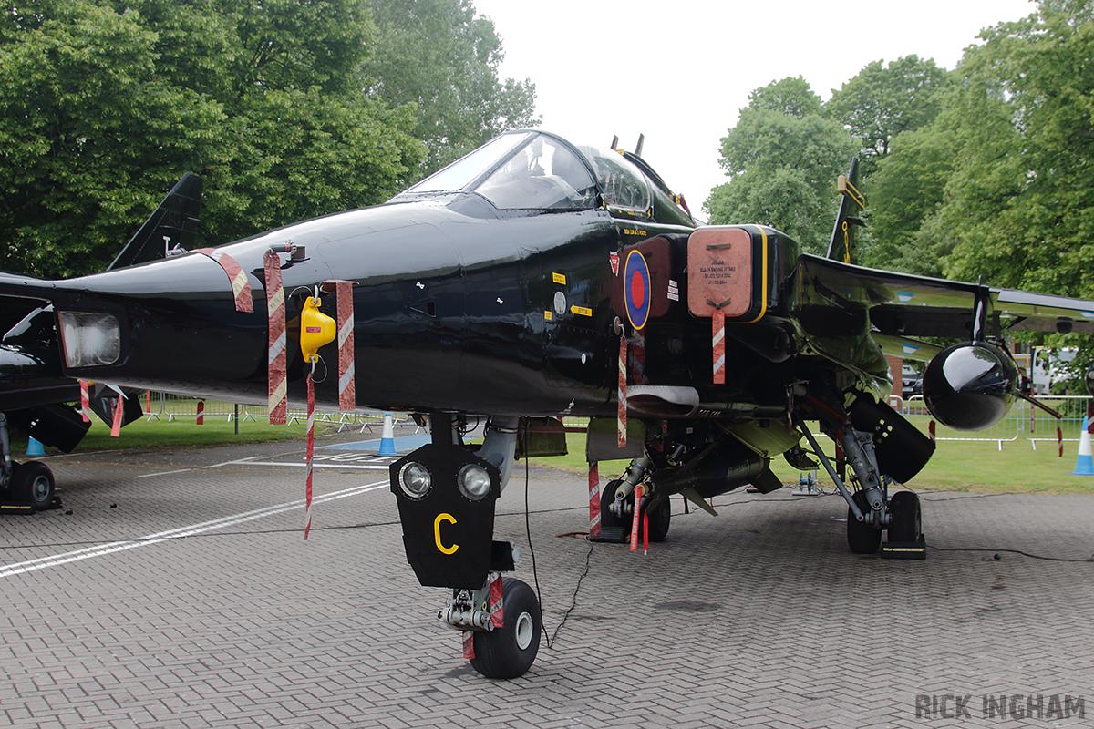 Sepecat Jaguar GR1A - XX965 - RAF