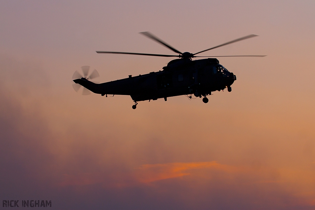 Westland Sea King HC4 - ZA312 - Royal Navy