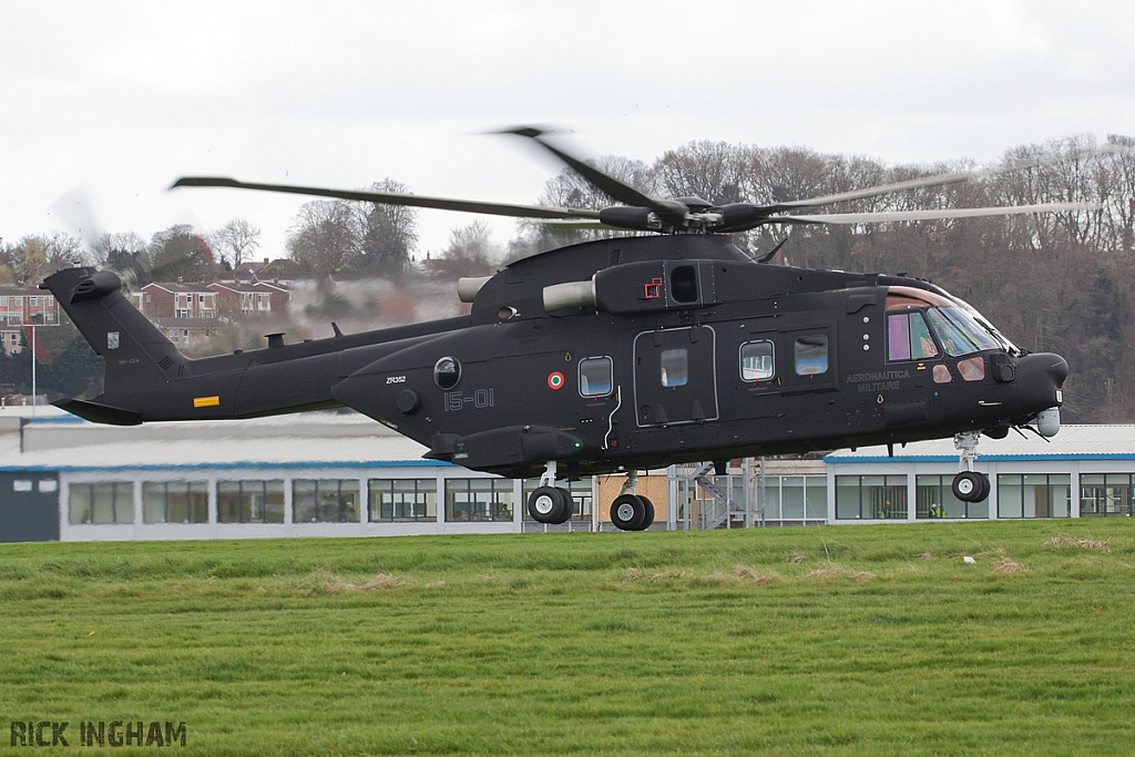 AgustaWestland HH101A Caesar - ZR352/MM81864 - Italian Air Force