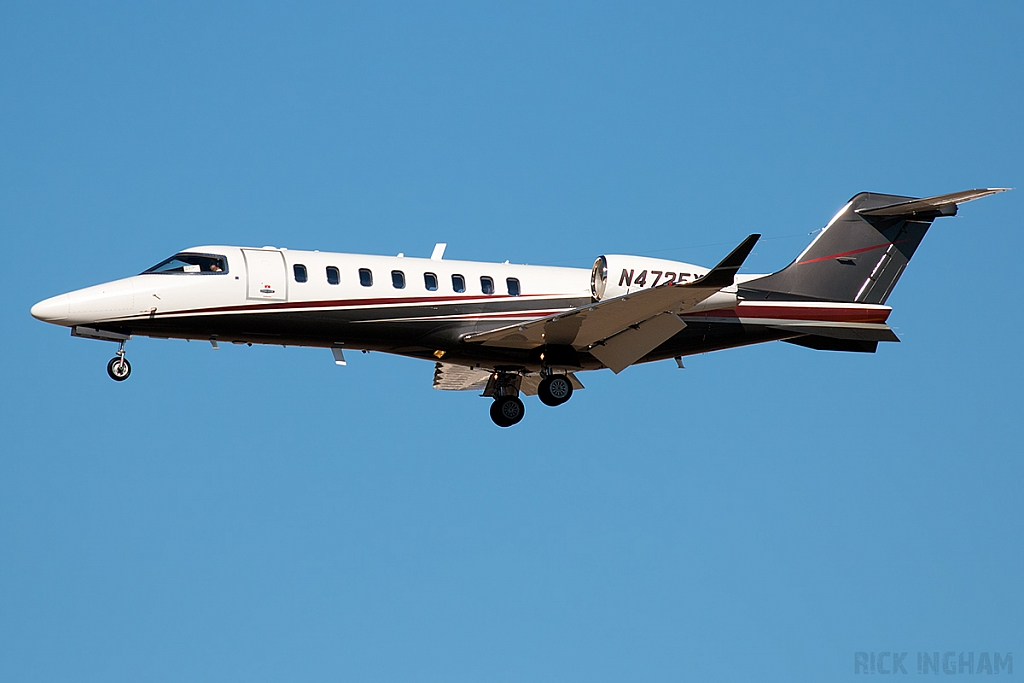 Learjet 45 - N472FX - FlexJet
