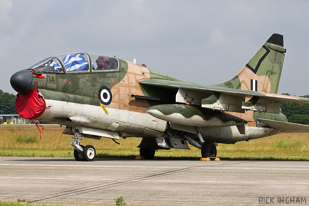 Vought TA-7C Corsair II - 156753 - Hellenic Air Force
