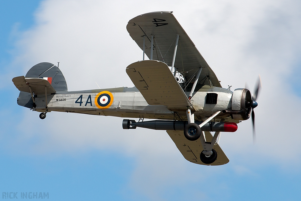 Fairey Swordfish Mk I - W5856 - Royal Navy