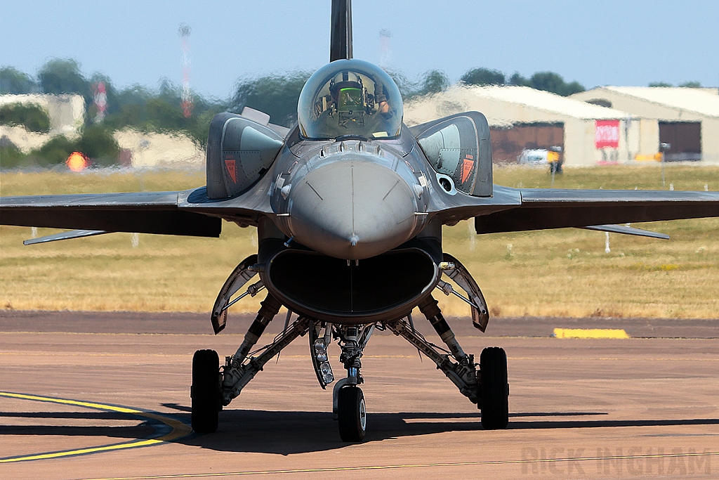 Lockheed Martin F-16C Fighting Falcon - 520 - Hellenic Air Force
