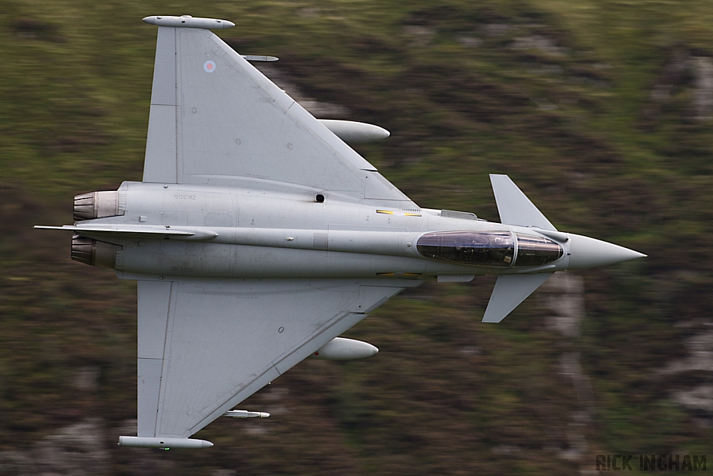 Eurofighter Typhoon FGR4 - ZK305 - RAF