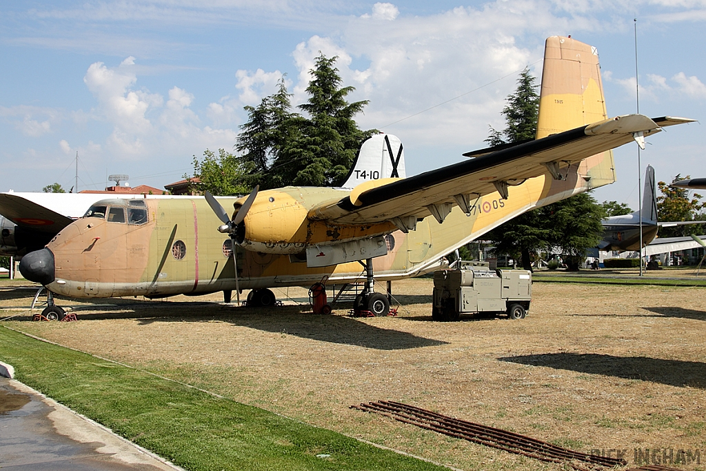 De Havilland DHC-4 Caribou - T9-25/371-05 - Spanish Air Force