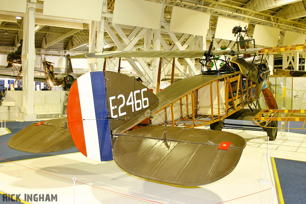 Bristol F.2B Fighter - BAPC-165 - RAF