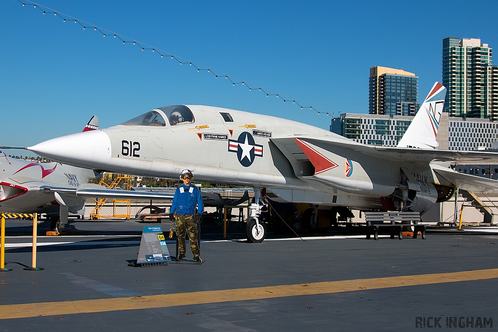 North American RA-5C Vigilante - 156641 - US Navy
