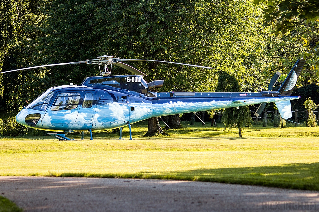 Eurocopter AS350 Squirrel - G-OOIO