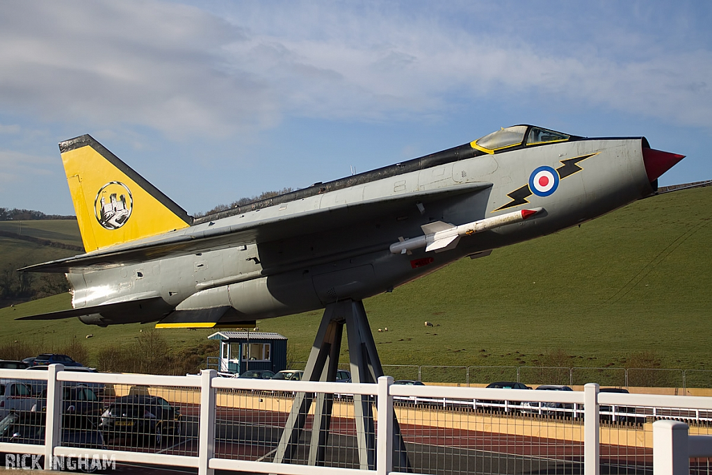 English Electric Lightning F6 - XS936