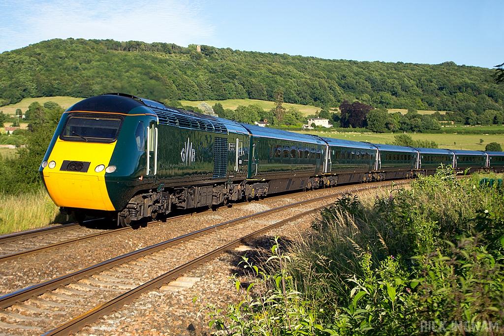 Class 43 HST - 43041 - Great Western Railway