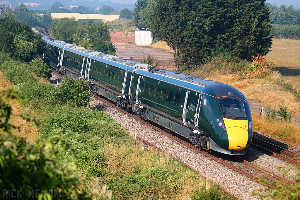 Class 800 IEP - 800028 - Great Western Railway