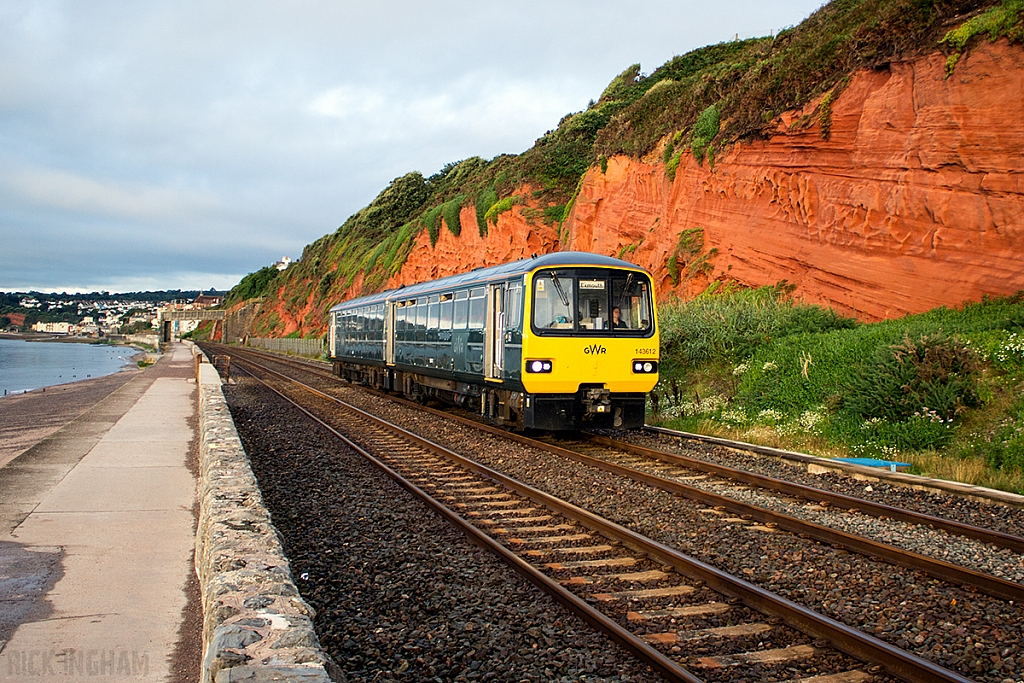 Class 143 Pacer - 143612 - Great Western Railway