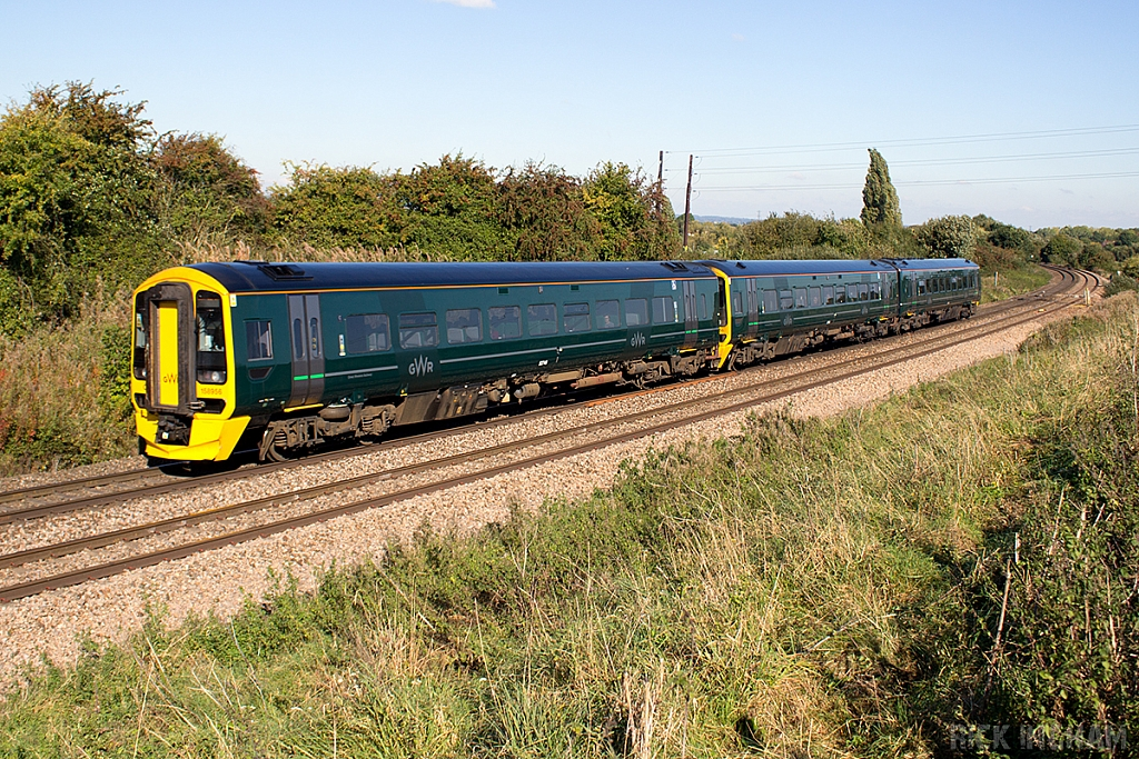 Class 158 - 158956 - Great Western Railway