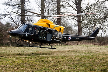Bell 412EP Griffin HT1 - ZJ238/Y - DHFS/RAF