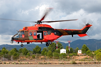 Eurocopter AS532AL Cougar - HU.27-01 / ET-668 - Spanish Army