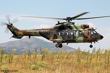 Aerospatiale AS-532UL Cougar - HT.27-18 / ET-601 - Spanish Army