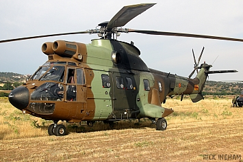 Aerospatiale AS332B Super Puma - HT.21-14/ET-512 - Spanish Army