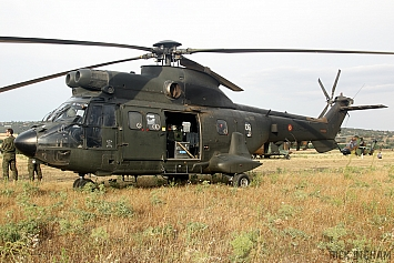 Aerospatiale AS332B Super Puma - HT.21-04/ET-506 - Spanish Army