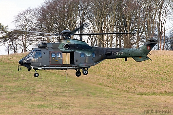 Aerospatiale AS-532UL Cougar - T-333 - Swiss Air Force