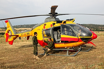 Eurocopter EC135 P2 - HU.26-07 / ET-195 - Spanish Army