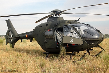 Eurocopter EC135 T2 - HE.26-24 / ET-187 - Spanish Army