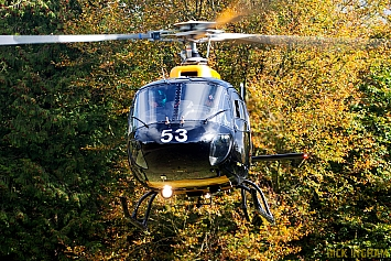 Eurocopter Squirrel HT2 - ZJ253 - AAC