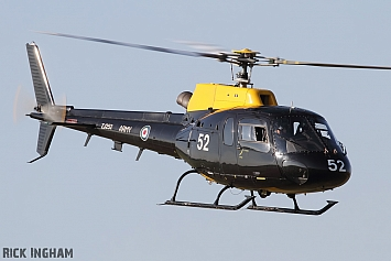 Eurocopter Squirrel HT2 - ZJ252 - AAC