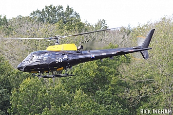 Eurocopter Squirrel HT2 - ZJ250 - AAC