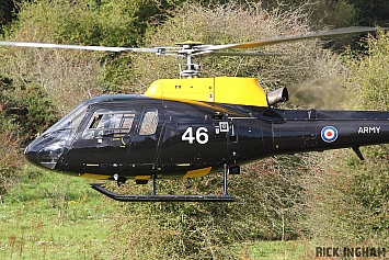 Eurocopter Squirrel HT2 - ZJ246 - AAC