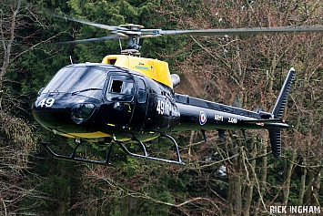 Eurocopter Squirrel HT2 - ZJ249 - AAC