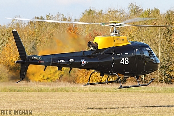 Eurocopter Squirrel HT2 - ZJ248 - AAC
