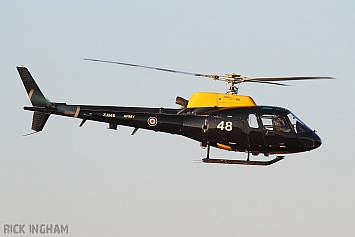 Eurocopter AS350BB Squirrel HT2 - ZJ248/48 - AAC