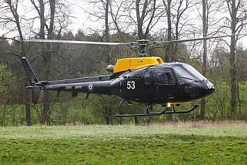 Eurocopter AS350BB Squirrel HT2 - ZJ253/53 - AAC