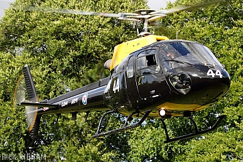 Eurocopter Squirrel HT2 - ZJ244 - AAC