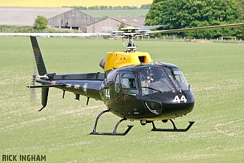Eurocopter AS350BB Squirrel HT2 - ZJ244/44 - AAC