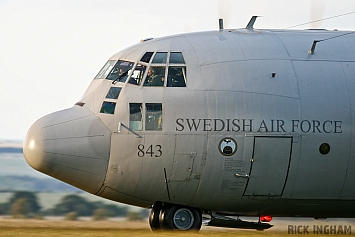 Lockheed C-130H Hercules - 84003 - Swedish Air Force