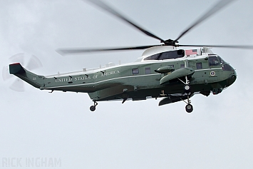Sikorsky VH-3D Sea King - US Marines