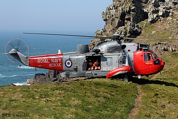 Westland Sea King HU5 - Royal Navy
