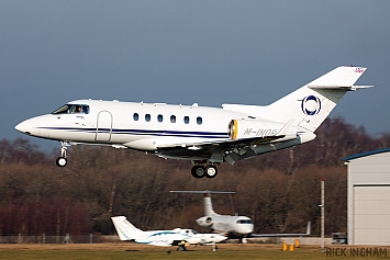 Hawker 125-900XP - M-INOR - CTC Aviation