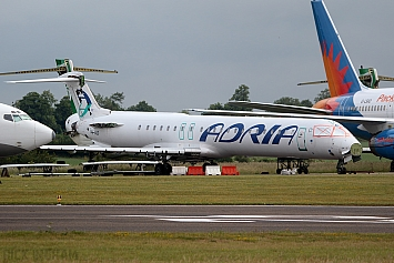 Bombardier CRJ-900LR - PH-ADO - Adria Airways