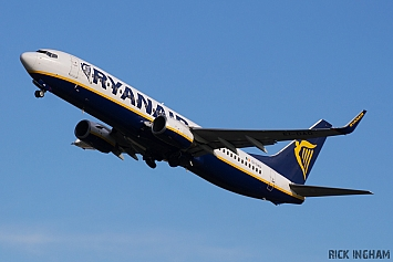 Boeing 737-8AS - EI-DAD - Ryanair
