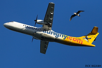 ATR 72-500 - G-COBO - Aurigny Air Services