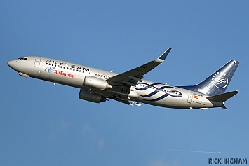 Boeing 737-85P - EC-JHK - SkyTeam | Air Europa