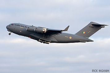 Boeing C-17A Globemaster III - CB-8005 - Indian Air Force