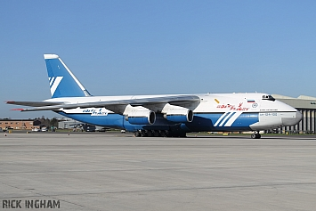 Antonov An-124 Ruslan - RA-82075 - Polet Flight