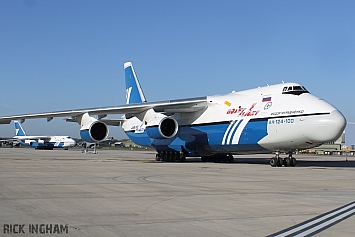 Antonov An-124 Ruslan - RA-82077 - Polet Flight