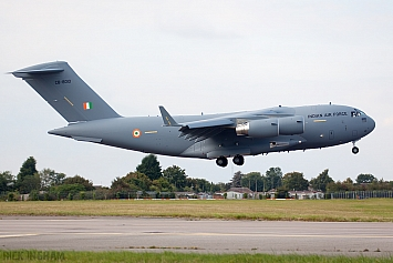 Boeing C-17A Globemaster III - CB-8010 - Indian Air Force