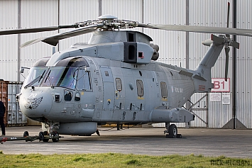 Westland Merlin HM1 - ZH838/70 - 814NAS - Royal Navy