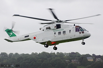 AW101 Mk643 - Turkmenistan Government