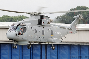 EH101 HM2 - Royal Navy